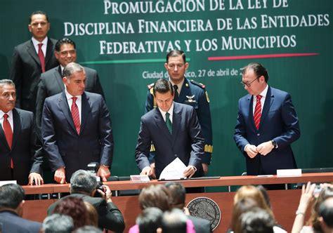 secretarios de haciendas solicitaron nueva revisi 243 n de las curso ley de disciplina financiera de las entidades ley