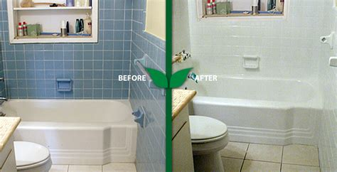 bathroom refinishers first certified green refinishing company in ta area revolutionizes kitchen and