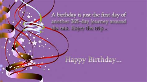 Happy Birthday Wish You The Best Wish You Happy Birthday Quotes Happiness Quotes