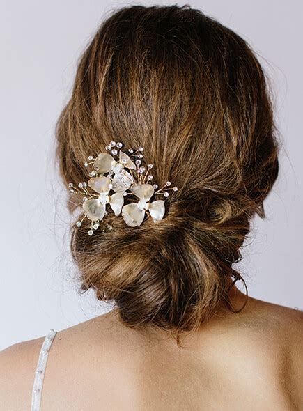 Wedding Hair Clip Accessories by Wedding Hair Accessories Bridal Hair Accessories