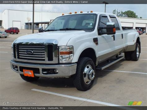 2009 ford f350 2009 ford f350 duty lariat crew cab 4x4 dually in