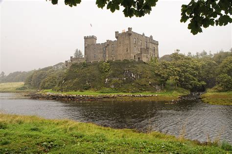 scotland fairy castle flickr photo sharing isola di skye 22 dunvegan castle scotland flickr