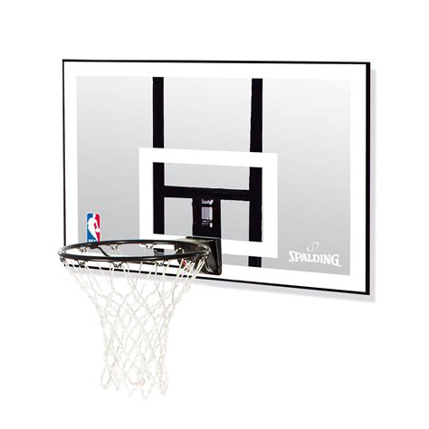 spalding basketball table spalding nba acrylic backboard sweatband