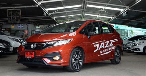 New Honda Jazz Rs 2017 ส มผ ส new honda jazz rs 2017 หล อข นโดนใจว ย freshy