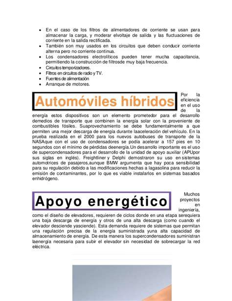 capacitancia y capacitor es lo mismo usos y aplicaciones de capacitores e inductores en la ingenier 237 a