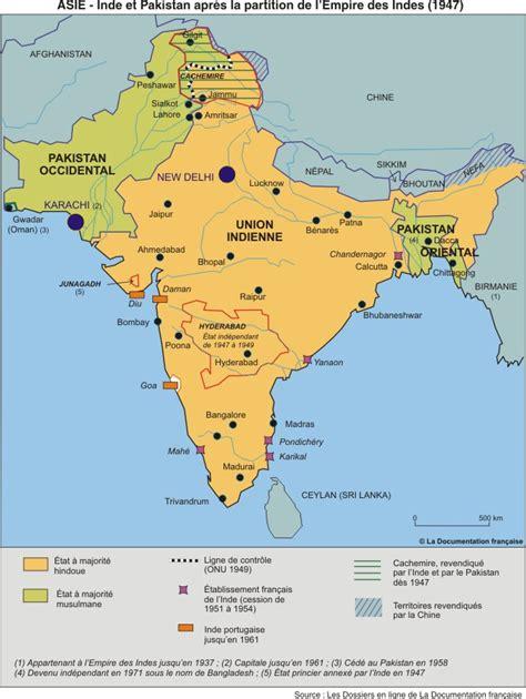 comptoirs des indes des d 233 buts de la colonisation jusqu 224 l ind 233 pendance en 1947