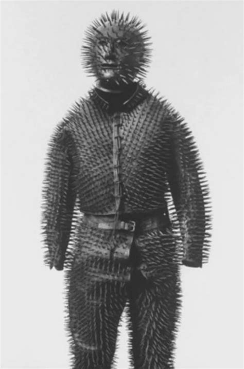 Siberian Bear-Hunting Armor From the 1800s ~ vintage everyday