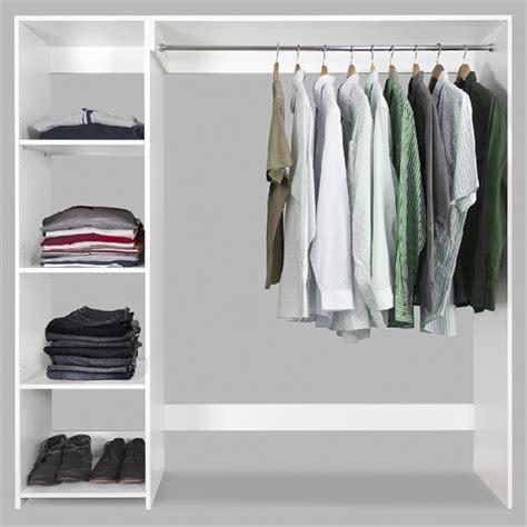 Bunnings Wardrobe Storage by Kitko 1650mm Wardrobe Shelves Bunnings Warehouse