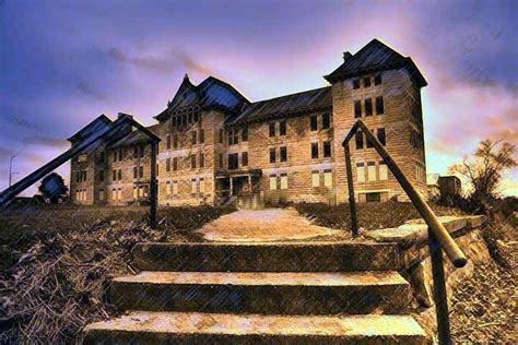 haunted houses peoria il the bowen ghosts bartonville state asylum peoria state mental hospital peoria il