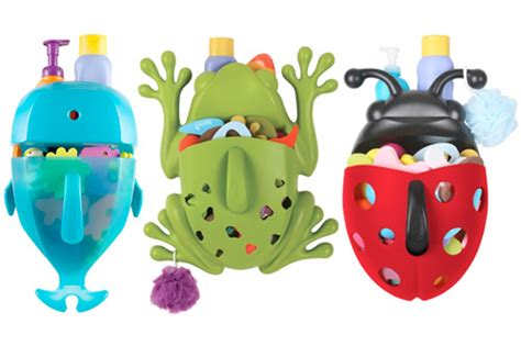 frog toy holder bathtub 15 brilliant bath toy storage ideas
