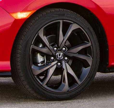 honda civic  sport alloy wheels