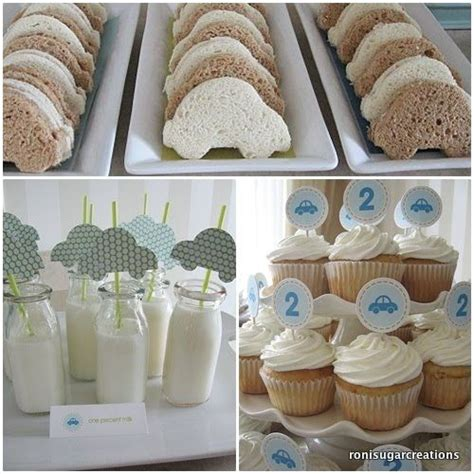 Comida Para Baby Shower by Bocadillos Para Baby Shower Ideas Comida Creativa