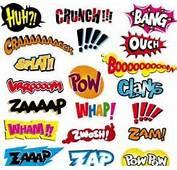 Onomatopoeia Words Splish Splash Splatter Blog / School