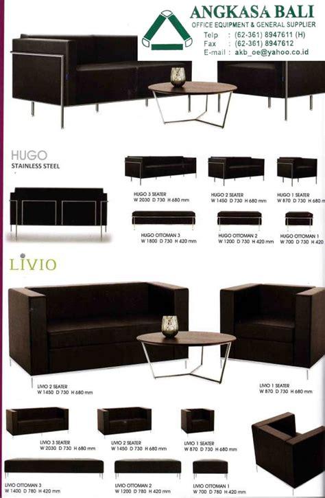 Sofa Murah Bali jual furniture alat kantor meja dan kursi kantor jakarta