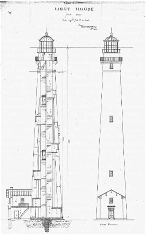 lighthouse cape lookout national seashore
