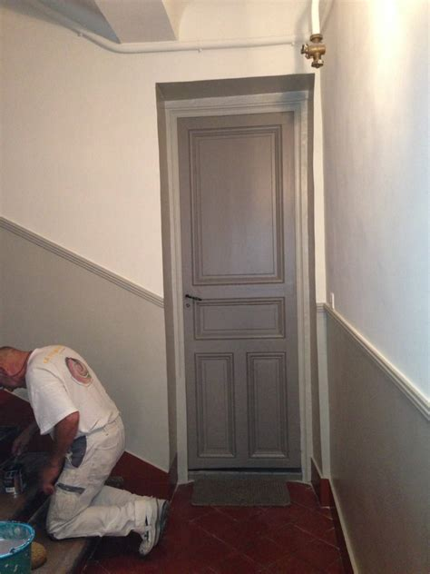 Peindre Cage Escalier Tournant by Montee Escalier Peinture Ide Peinture Escalier Peinture