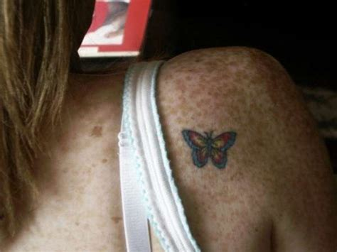 white tattoo on freckles 17 best images about freckles pennies from heaven on