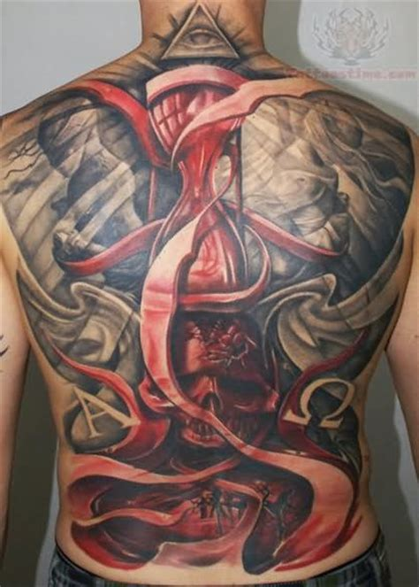 hourglass tattoo photos designs and explanations