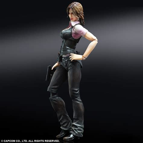 Play Arts Resident Evil 6 Helena resident evil 6 play arts takes charge with new and helena figure geektyrant