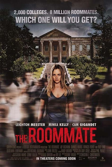 room mate the roommate teaser trailer