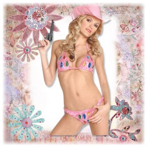 hot chick jumping out of cake image love 3 love animated glitter gif images