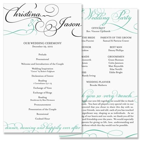 how to do wedding programs do i need a wedding program the wedding printer