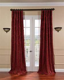 Red And Black Kitchen Curtains by Best Of The French Door Curtains Ideas Decor Around The