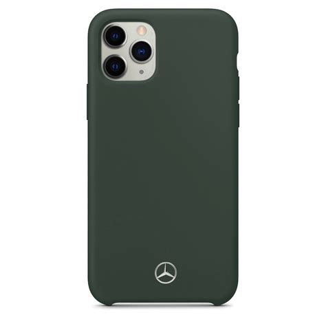 mercedes benz  apple iphone  pro liquid silicon