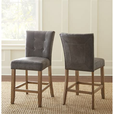 Steve Silver Counter Stools by Steve Silver Debby Db650cc Transitional Upholstered