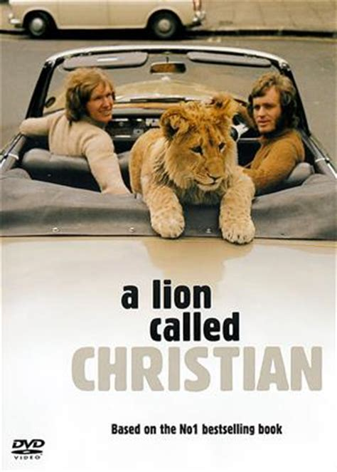 film about lion from harrods rent a lion called christian aka the lion cub from