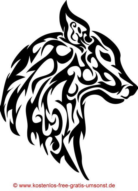 dog tribal tattoo zodiac tribal www pixshark