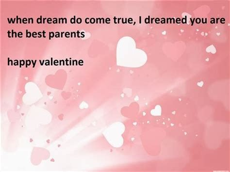 valentines message for parents valentines day quotes for parents quotesgram