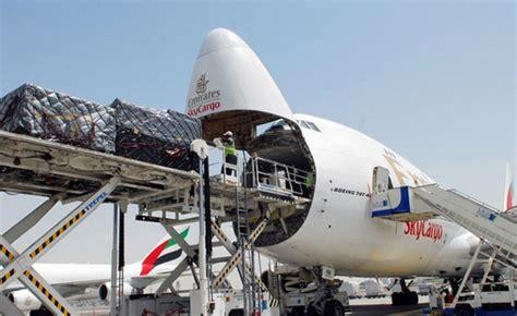 mideast air cargo demand growth rebounds  april