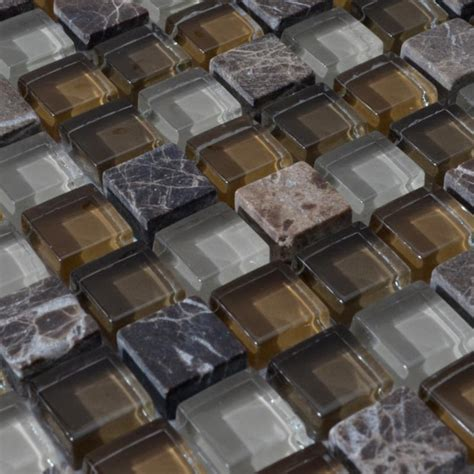 Square Glass Tile Backsplash by Glass Mosaic Tilessmoky Mountain Square Tiles With