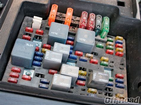 1102or 05 basic auto electrical fuse photo 35617179