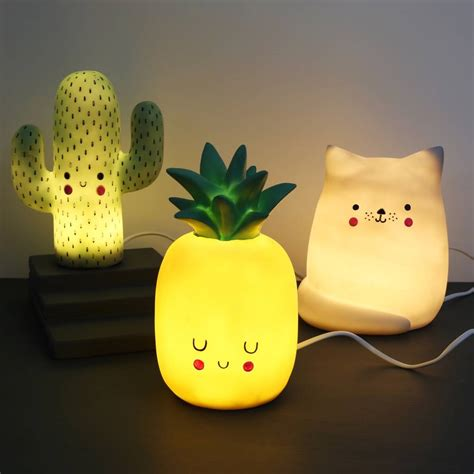kids plug in night light children s large plug in night light by lisa angel