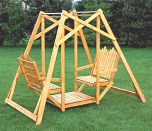 lawn glider swing plans what is the best swing 4 person