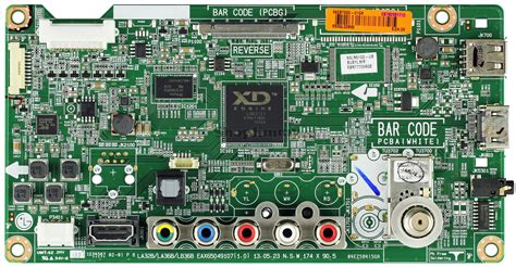 Mainboard Lcd Led Lg 32lv2130 Lg Tv Motherboard Price Crt Tv Ic Price Price Suppliers
