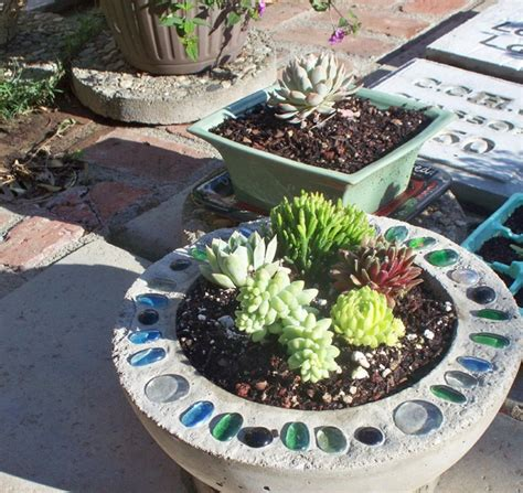 Ideas Design For Cement Planters Concept 22 Diy Concrete Projects And Creative Ideas For Your Garden