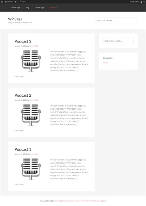 Create A New Template For A Custom Post Type Archive Create A Website Or Blog With Wordpress Custom Post Type Template