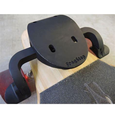 longboard skateboard with brake frogstop longboard brakes skateboard brake black