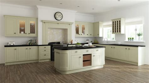 Kitchen Cabinets Uk by In Frame Painted Green Now Kitchens