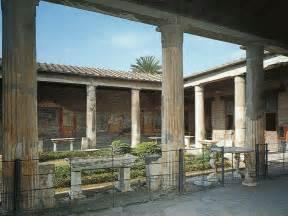 rome homes ancient house architecture atrium house