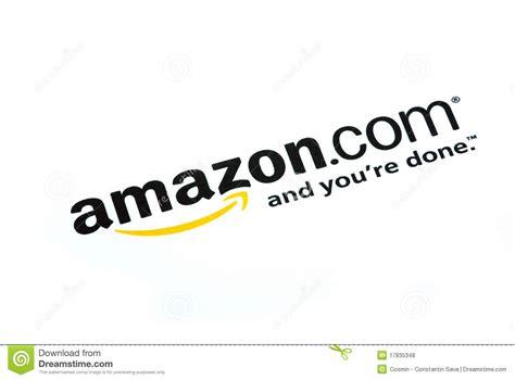 amazon coma amazon com logo editorial stock photo image of ideas