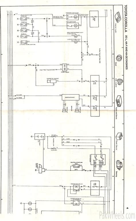 toyota 2e engine wiring diagram free wiring