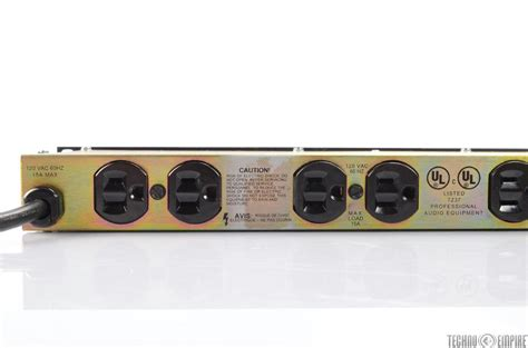 furman pl 8 power conditioner and light module furman pl 8 power conditioner light module 8 outlet 120v