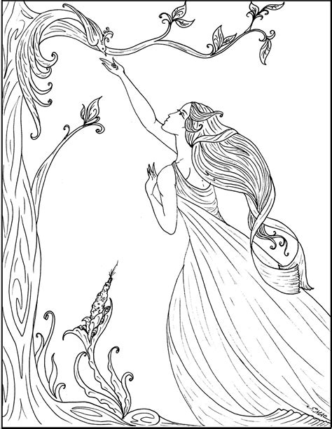 art nouveau coloring pages s mac s place to be