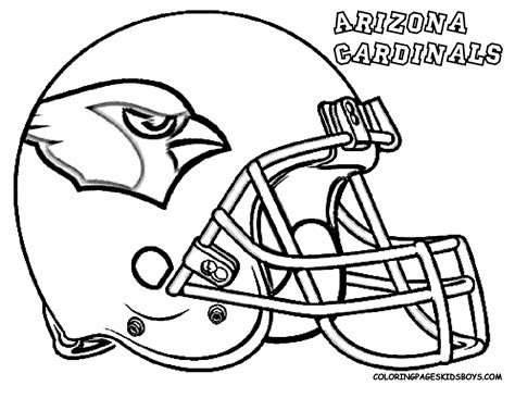 cardinal coloring page az cardinals coloring pages coloring home