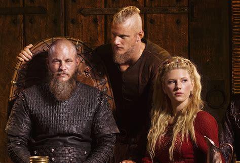 vikings season 3 spoilers plot news actress katheryn vikings renewed for season 5 at history jonathan rhys