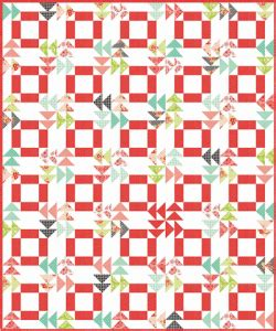 Calico Cottage Quilt Shop by Quarter Patterns